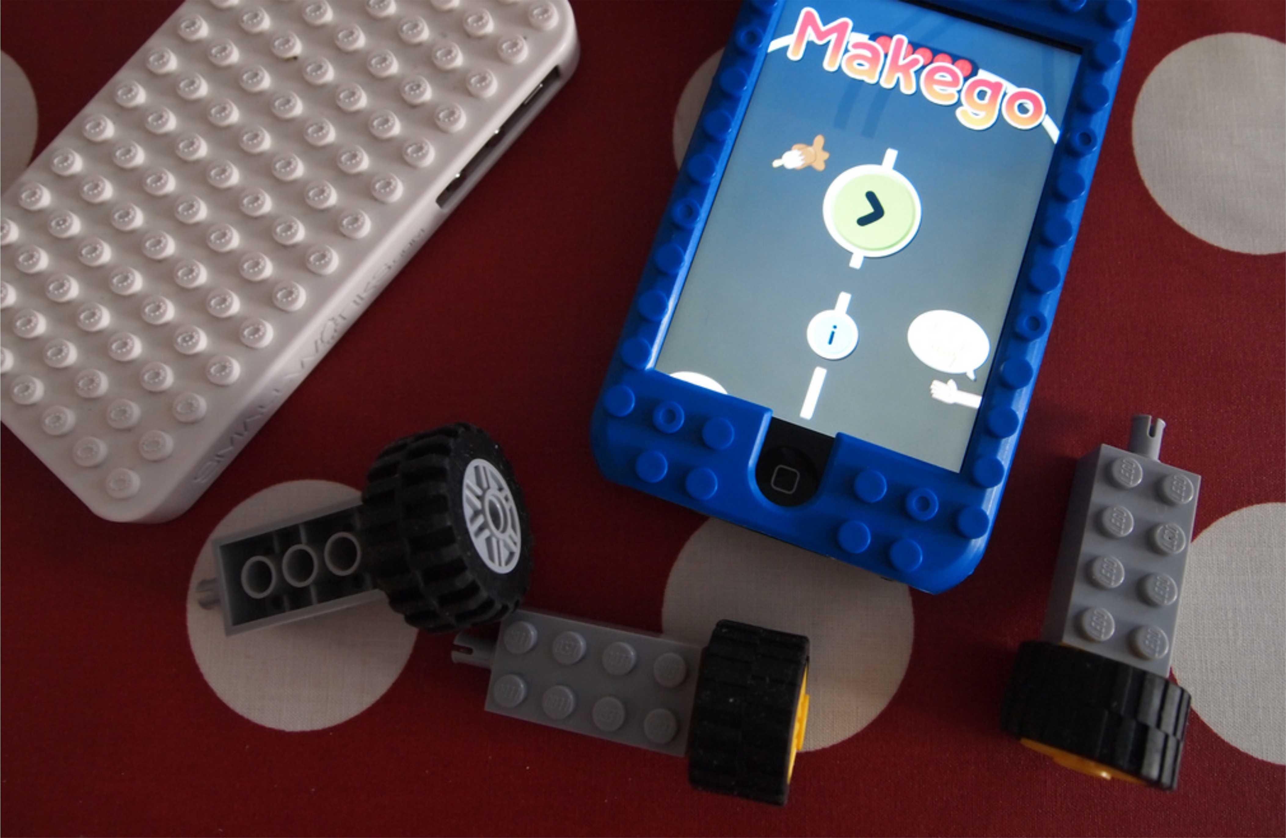 MakeGo trasforma l'iPhone in un veicolo giocattolo [Video]