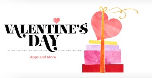 San Valentino è la nuova sezione disponibile in App Store