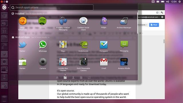 Ubuntu presto disponibile su dispositivi Android con un'interessante funzione [AGGIORNATO CON VIDEO]