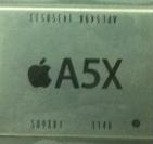 Fotografato nuovo processore Apple A5X: nessun quad core per i prossimi iDevice?