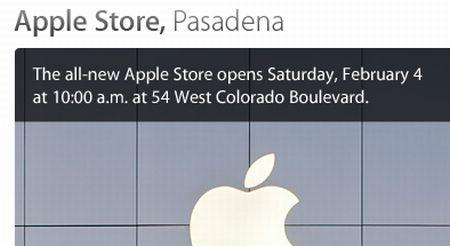 Magliette commemorative anche per il rinnovo di alcuni Apple Store
