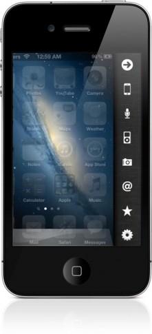 Deck, tweak prossimamente in uscita che aggiunge una barra laterale al proprio iPhone | Cydia [Video]