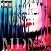 Madonna: Disponibile il pre-ordine del nuovo album MDNA, con un brano inedito in esclusiva mondiale su iTunes