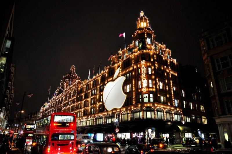L'Apple Store Harrods potrebbe aprire in concomitanza al lancio dell'iPad 3