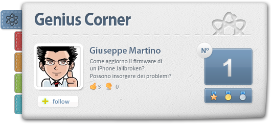 Genius Corner