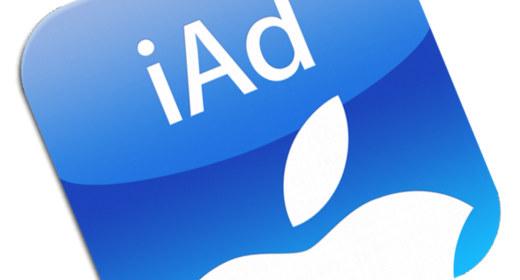 Apple aumenta del 10% il guadagno degli sviluppatori dalle pubblicità del network iAd