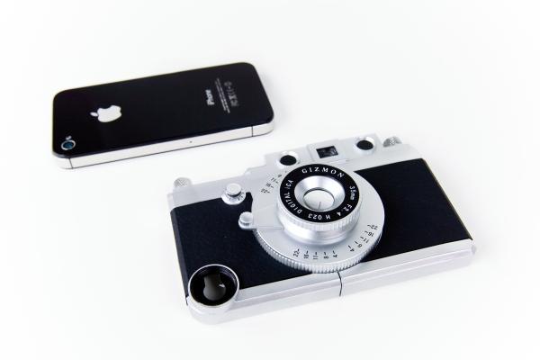 Rangefinder Case: utilizzare il nostro iPhone come una macchinetta fotografica