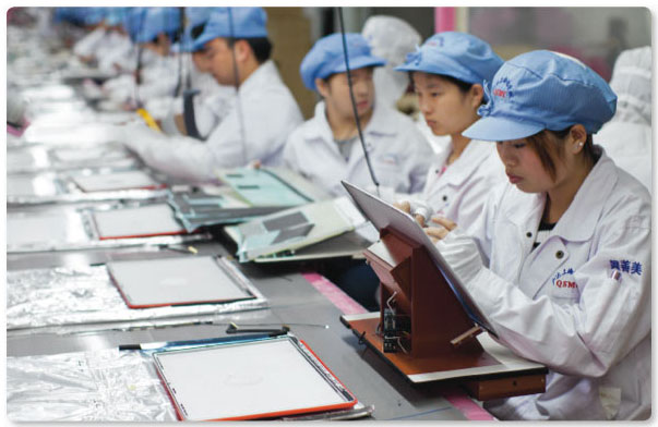 Apple consente ispezioni ambientali alle proprie fabbriche