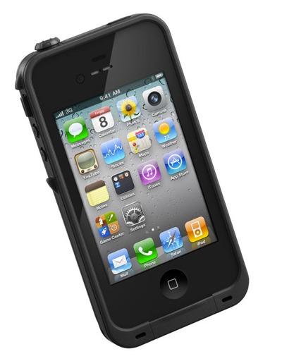 LifeProof per iPhone: la custodia che garantisce protezione contro i danni causati dai liquidi