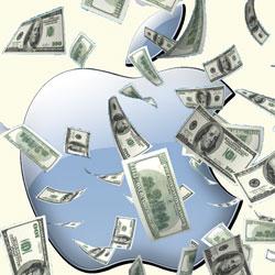 Cosa avrà intenzione di fare la dirigenza Apple con il patrimonio fin ora accumulato?