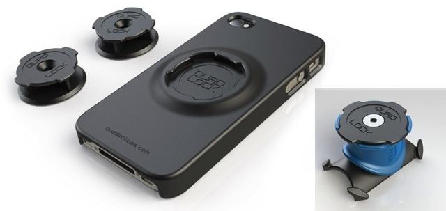 Quad Lock Case: un case per iPhone veramente versatile