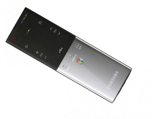 Samsung presenta un telecomando tv con riconoscimento for Telecomando smart tv