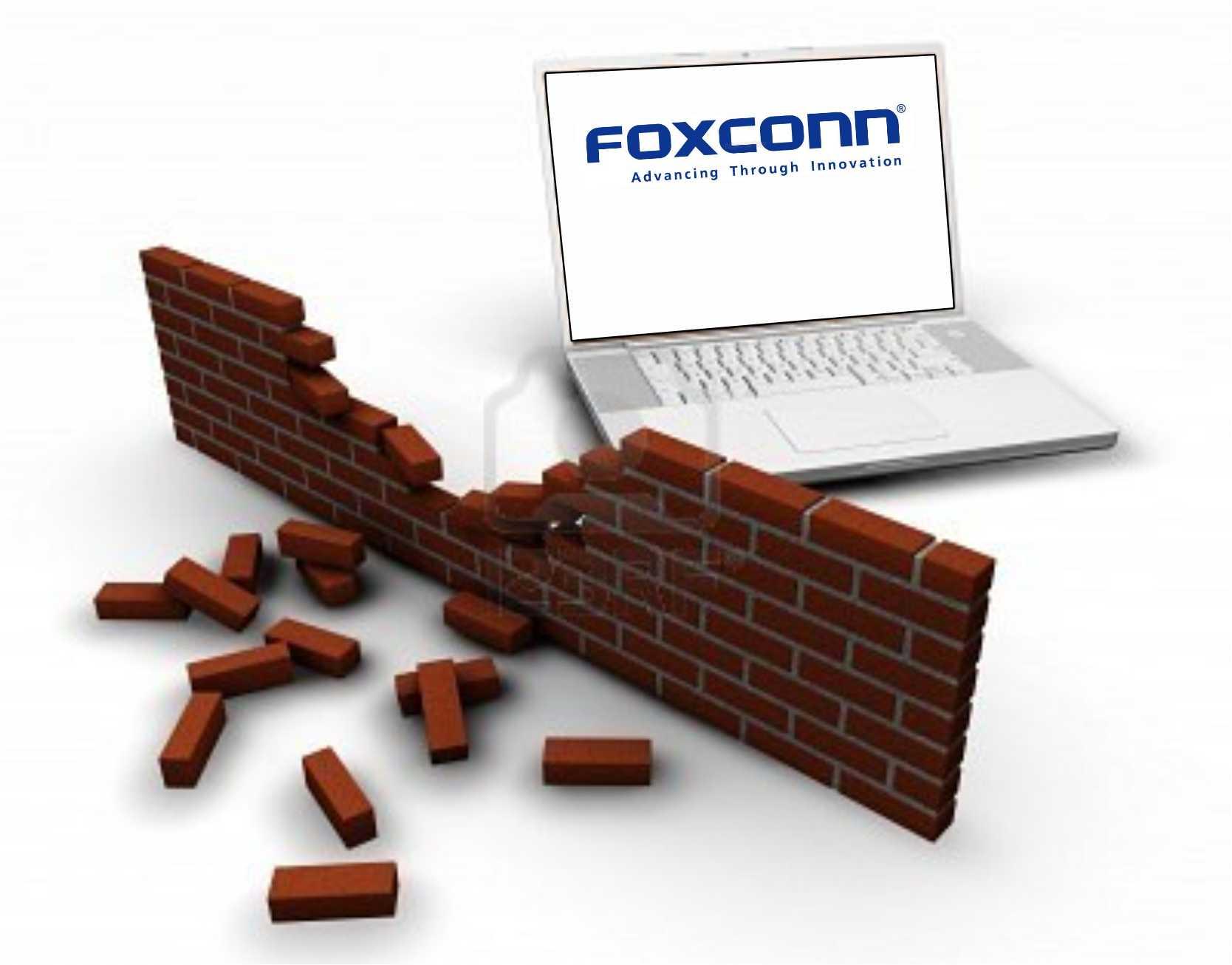 Server della Foxconn hackerato: pubblicata in rete la password del CEO