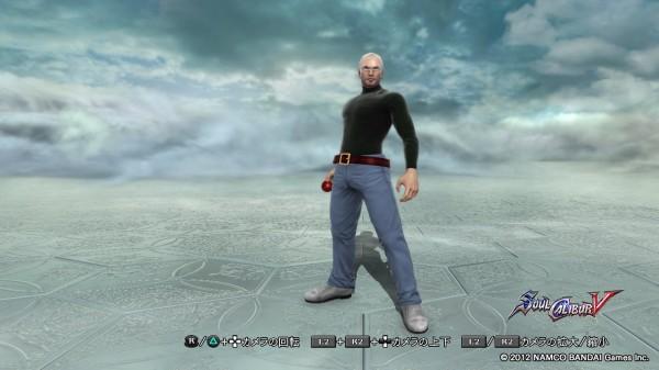 Ecco Steve Jobs in versione combattimento in SoulCalibur V   Humor