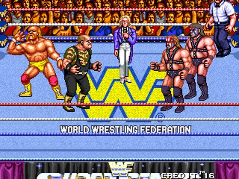 WWE WrestleFest disponibile a breve su App Store