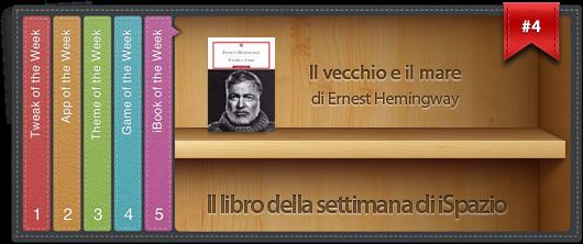 iSpazio Book of the Week
