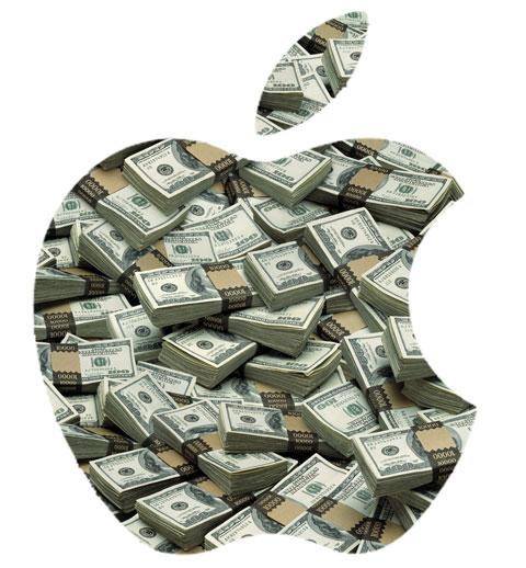 Quante azioni Apple potrebbero garantire un salario minimo?