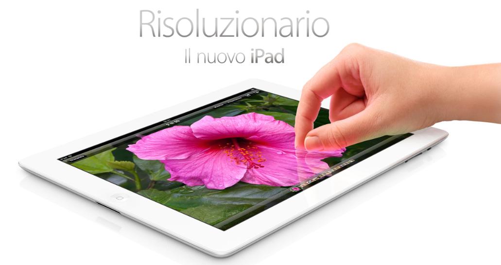 """Phil Shiller interviene sul nome dell'iPad: """"Chiamatelo solo Nuovo iPad"""""""