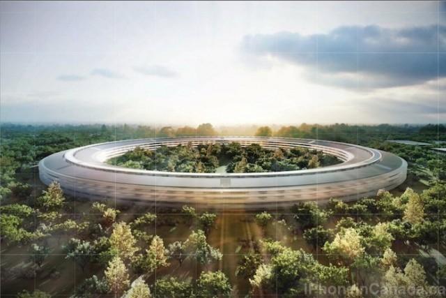 Nuova revisione per il prossimo Campus di Apple