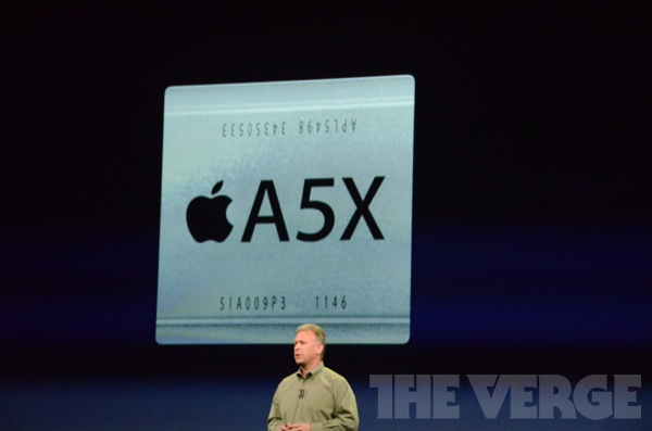 Processore A5X: tutto quello che c'è da sapere sul nuovo chip di Apple