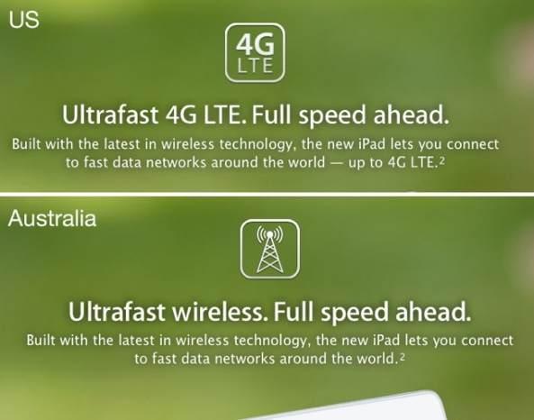 Dopo l'Australia, anche Svezia e Gran Bretagna potrebbero vietare ad Apple di pubblicizzare la tecnologia 4G