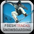 Fresh Tracks Snowboarding: sfrecciate sulla neve con il vostro iDevice | QuickApp