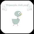 Polymorphic bird's proof: un nuovo Puzzle Game disponibile in App Store | QuickApp