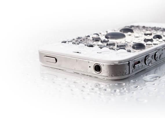Un futuro iPhone impermeabile? Forse sì