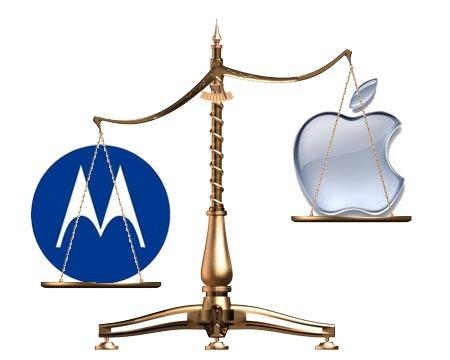 Motorola ottiene il divieto delle notifiche push di Apple in Germania