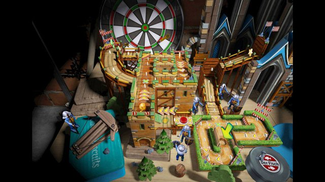 GDC 2012: Crytek presenta Fibble – Flick 'n' Roll, il primo gioco per iOS basato su CryEngine 3