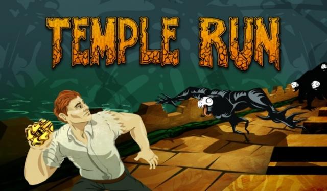 Temple Run per Android registra 1 milione di download in tre giorni