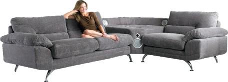 Porta la dock per iPhone e iPod al next level con Sound Sofa!