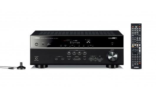 Yamaha presenta due nuovi sintoamplificatori AV dotati del supporto per la riproduzione con AirPlay