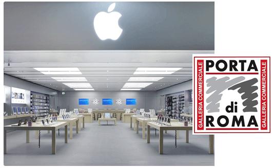 Come anticipato da iSpazio, il 21 Aprile verrà inaugurato il nuovo Apple Store di Porta di Roma
