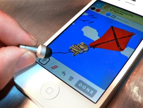 MicroStylus: un micro pennino molto sensibile per il nostro iPhone
