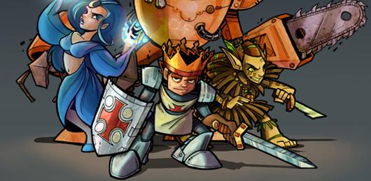 Pocket Heroes, un nuovo RPG multiplayer in arrivo su iOS [Video]