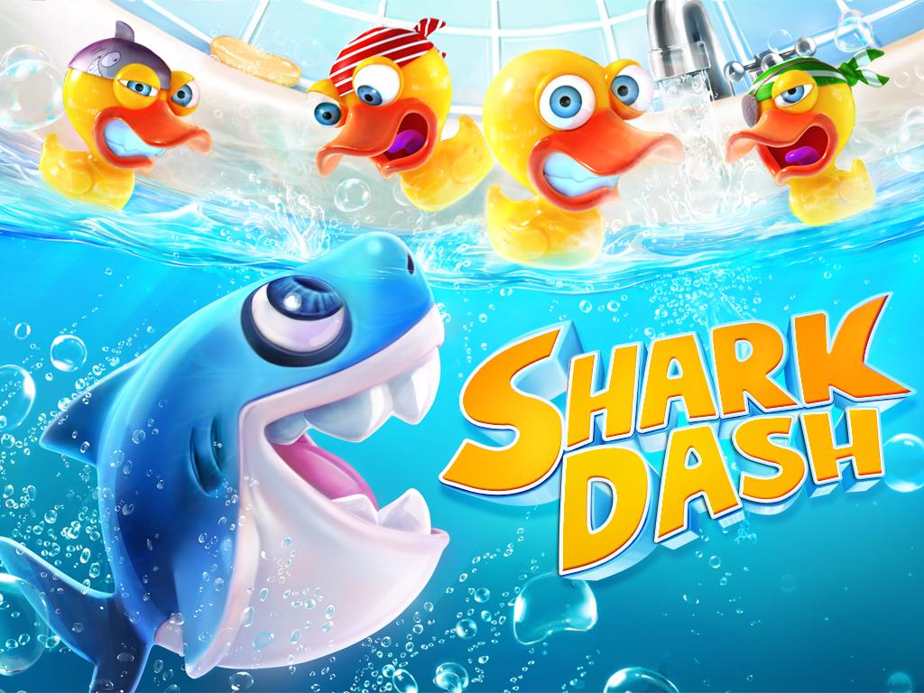 Dash Shark: iSpazio vi mostra in anteprima il nuovo promettente titolo casual di Gameloft