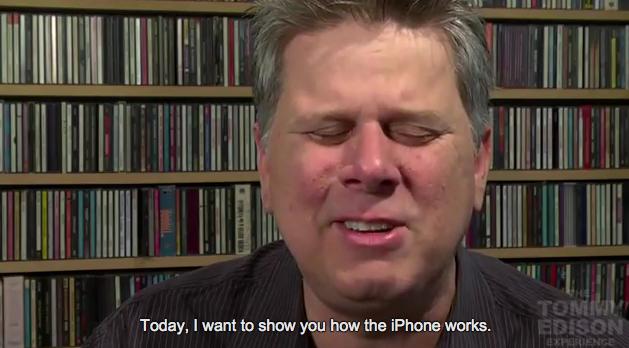 Tommy Edison ci spiega come un cieco puo' utilizzare facilmente un iPhone [Video]