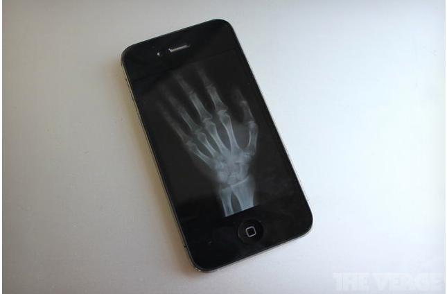 L'iPhone del futuro potrebbe essere in grado di guardare oltre i muri