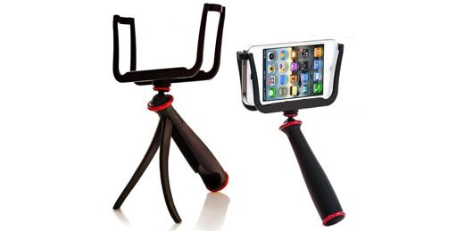 SlingShot: un praticissimo stand per i nostri iPhone e non solo [Video]