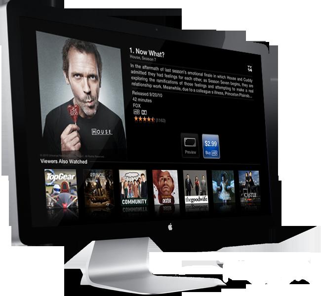 """Apple """"iPanel"""" è """"molto più di una tv"""" e verrà lanciata entro il 2012   Rumors"""