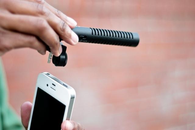 Iphone Boom Mic Un Ottimo Microfono Esterno Per I Vostri