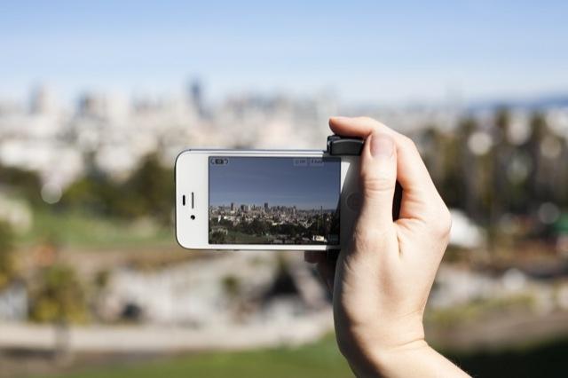 iPhone Shutter Grip: scattate le foto dal vostro iPhone con una sola mano