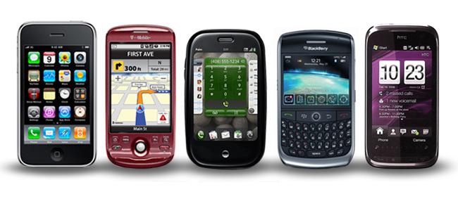 Mercato USA: gli smartphone raggiungono la quota del 50%, superando i 'featurephone'