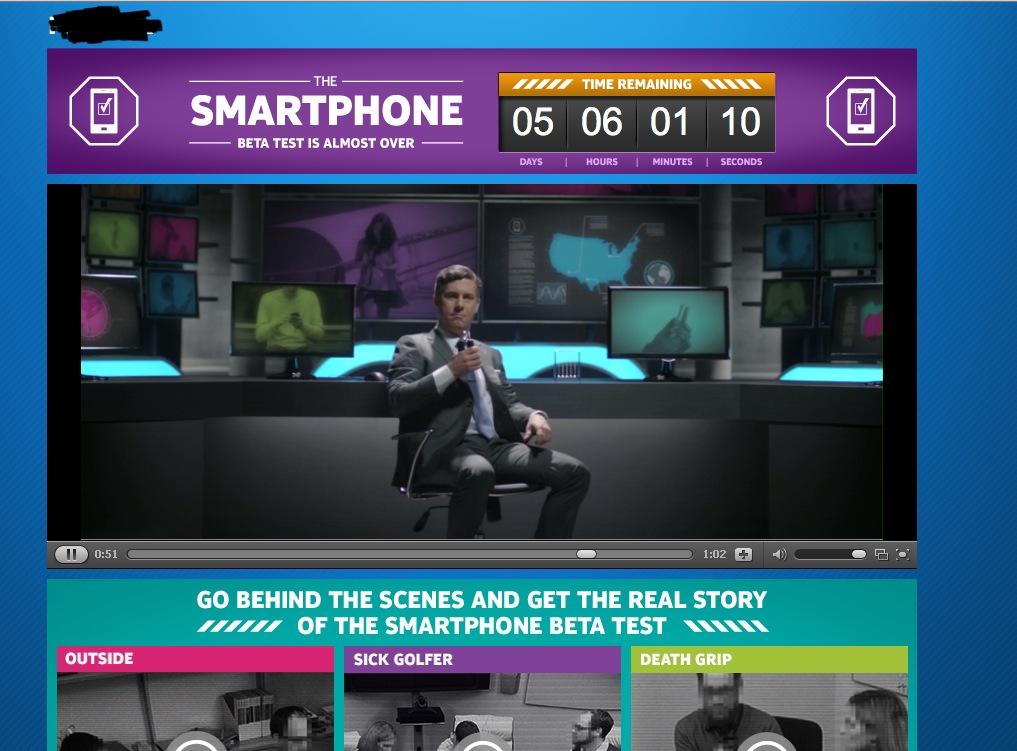 Ecco la campagna pubblicitaria Microsoft-Nokia contro l'iPhone