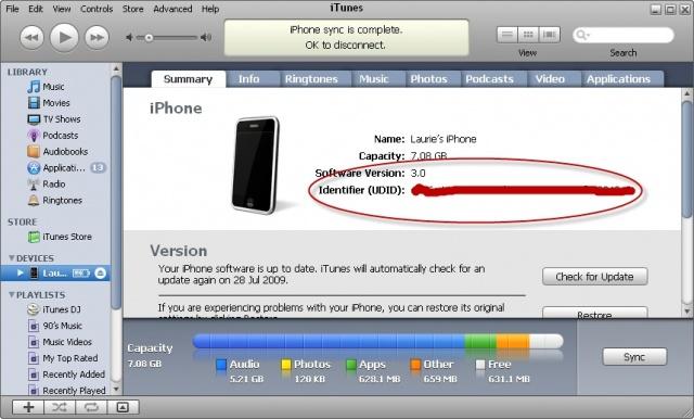 Cos'è l'UDID e perchè Apple rimuove le applicazioni che lo usano