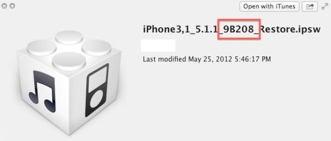 5.1.1 buold 9B208