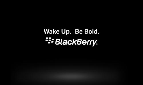 RIM lancia una nuova campagna pubblicitaria anti-Apple 'Svegliatevi! Siate audaci!'