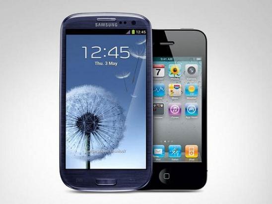 Il nuovo Samsung Galaxy SIII è stato progettato per non assomigliare all'iPhone?