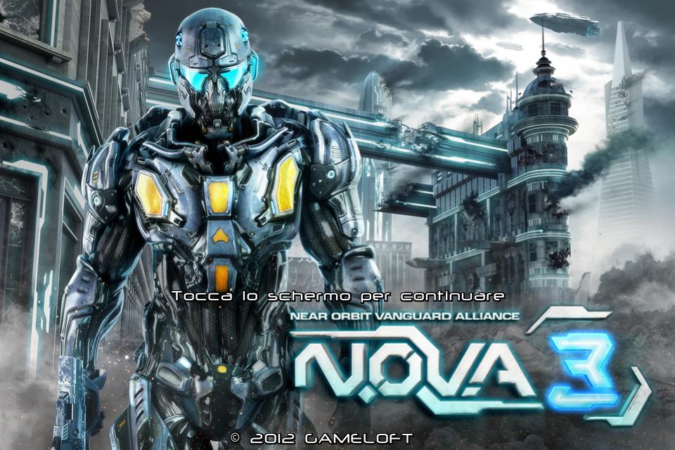 N.O.V.A. 3: torna su App Store uno dei migliori FPS per iOS | Recensione iSpazio [VIDEO]